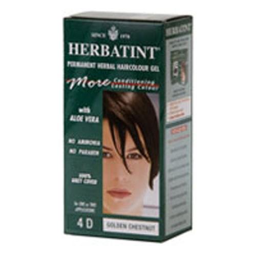 Hair Color-Golden Chestnut 4d (4D) 4.56 Oz by Herbatint