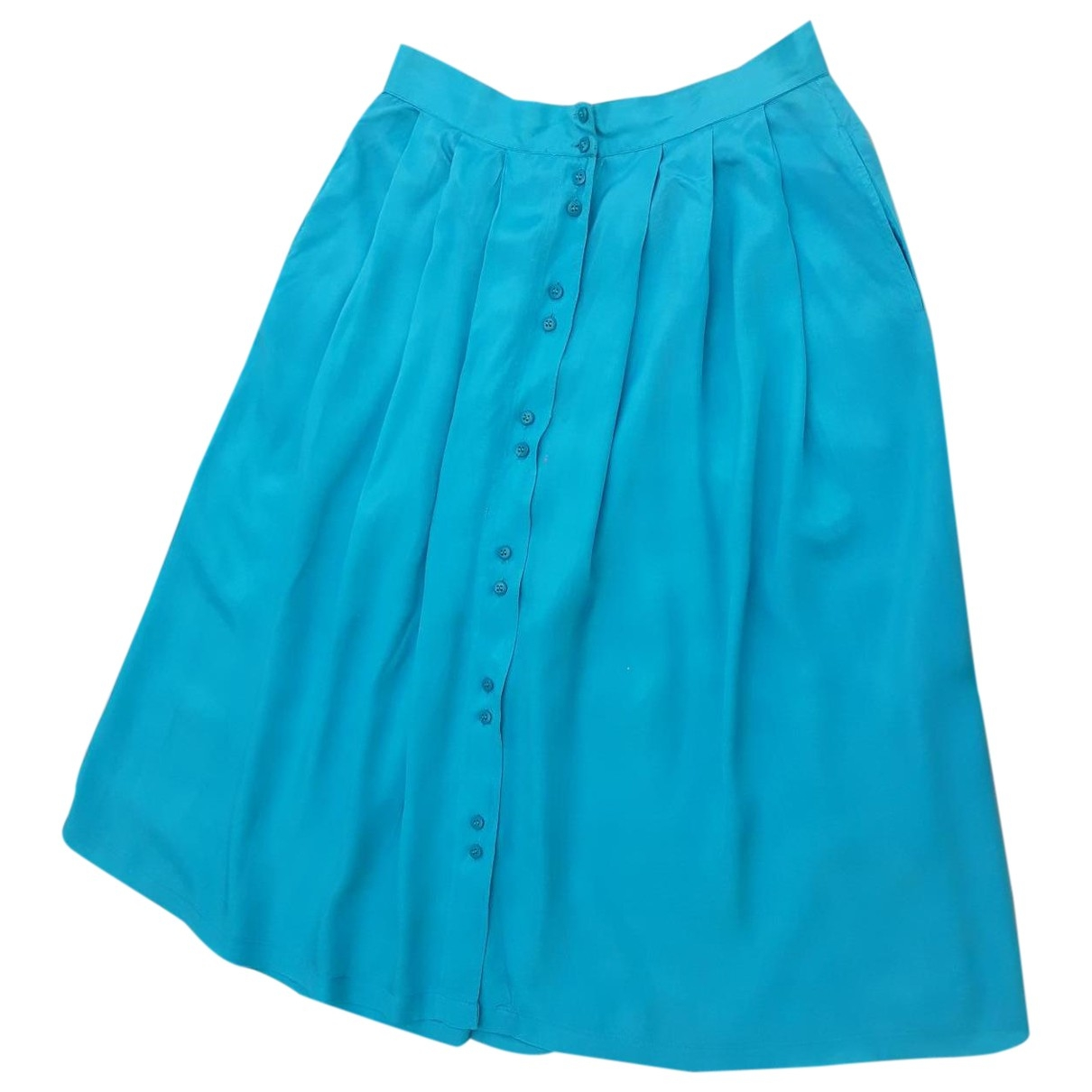 Berenice - Jupe   pour femme - bleu