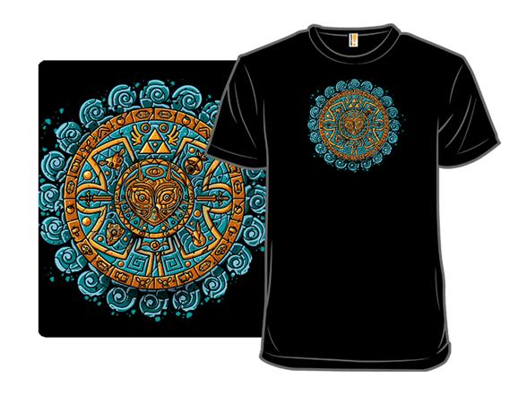 Hyrulean Millennium T Shirt