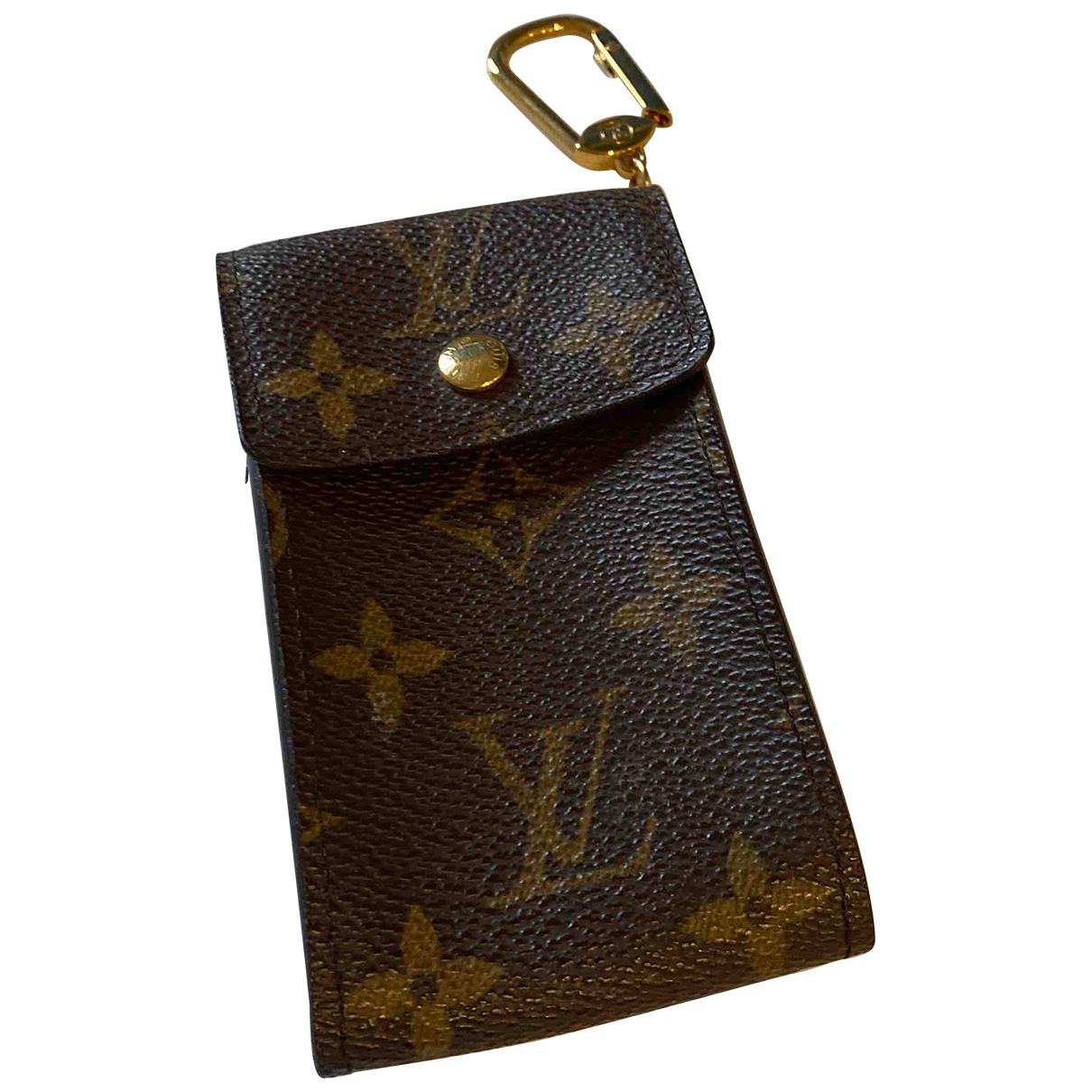 Louis Vuitton - Petite maroquinerie Zoe pour femme en autre - marron