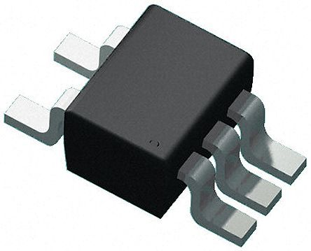 Analog Devices ADP7142AUJZ-R2, LDO Regulator, 200mA Adjustable, 1.2 → 39 V, ±0.8% 5-Pin, TSOT (2)