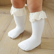 Baby gerippte Socken