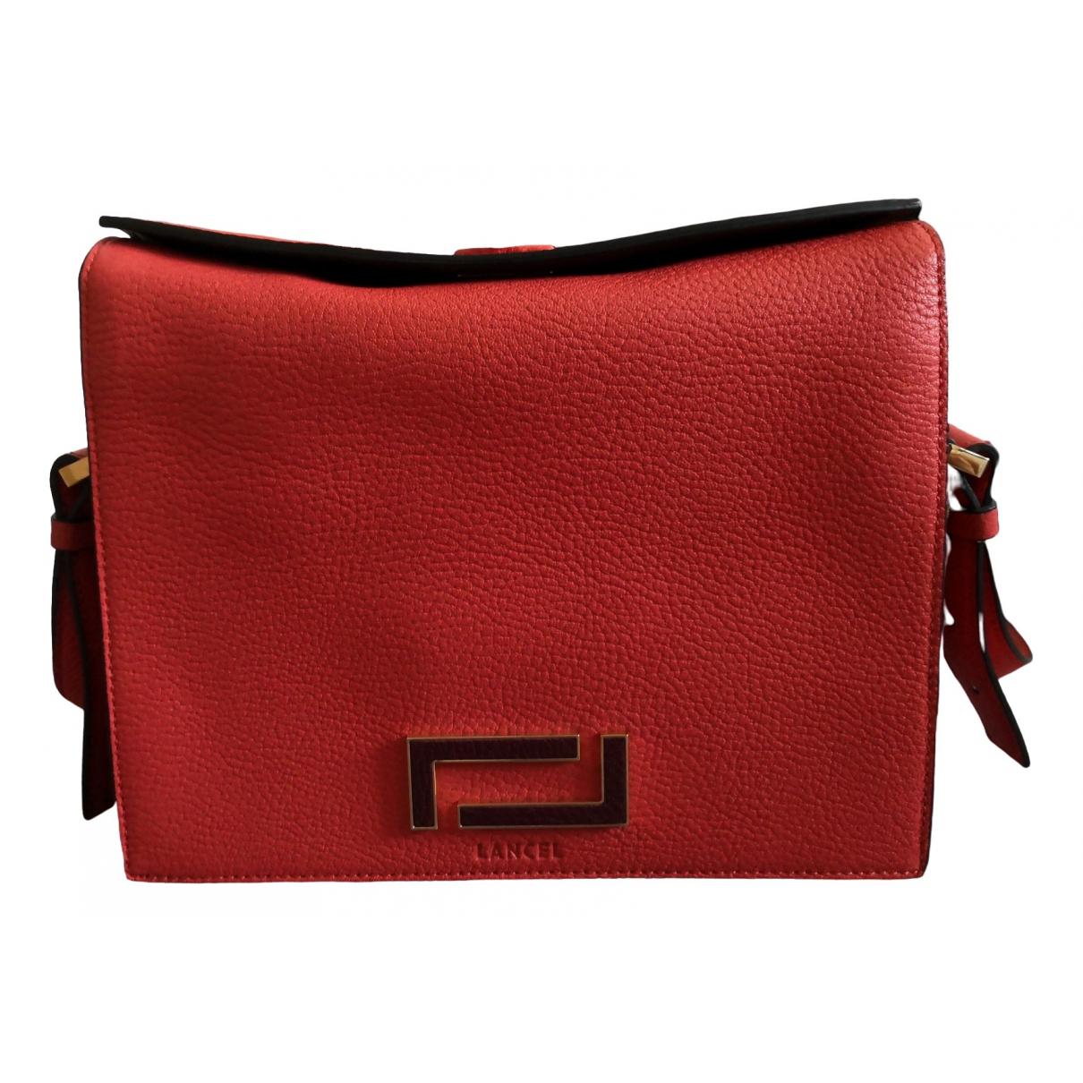 Lancel Pia Leather handbag for Women \N