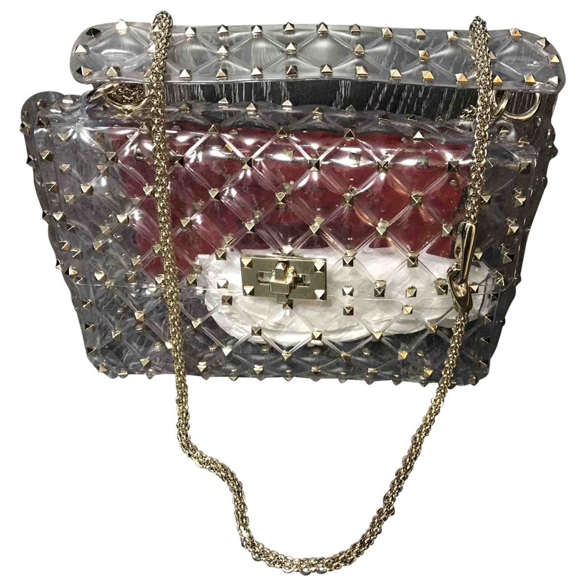 Valentino Garavani Rockstud spike handbag for Women \N