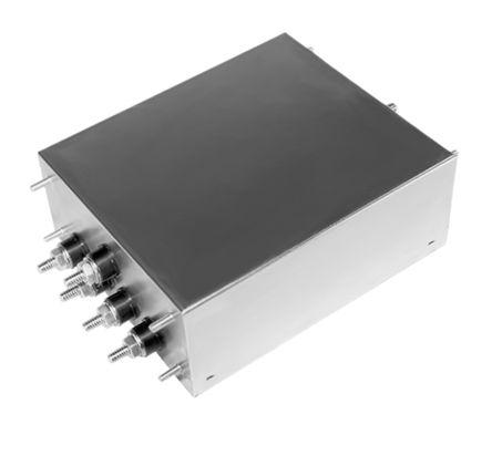 TE Connectivity , Corcom AYP 45A 250 (PH → G) V ac, 440 (PH → PH) V ac 50 Hz, 60 Hz, Flange Mount RFI