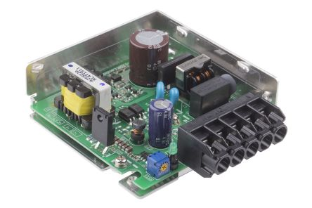 TDK-Lambda , 15W Embedded Switch Mode Power Supply SMPS, 5V dc, Open Frame