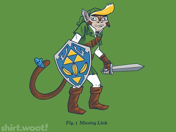 Missing Link T Shirt