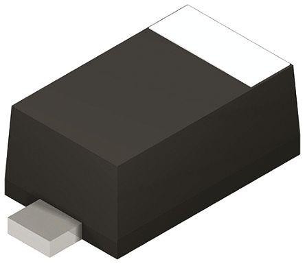Nexperia , 3.6V Zener Diode 5% 830 mW SMT 2-Pin SOD-123F (200)