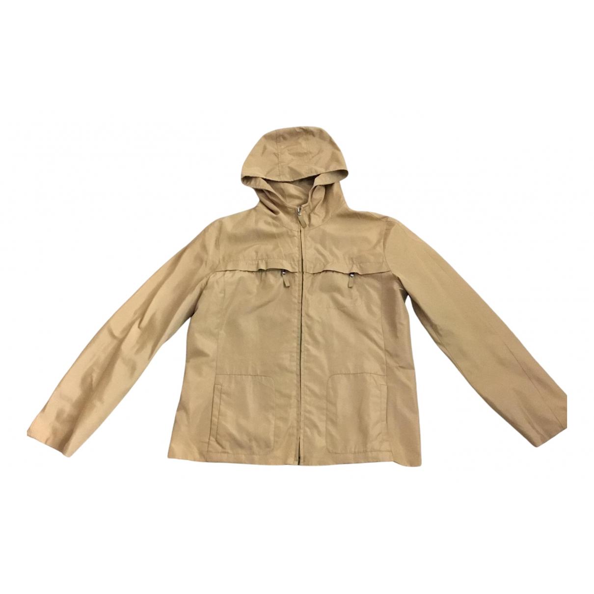 Zara - Manteau   pour femme - dore
