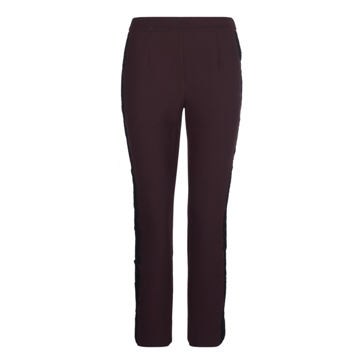 Dolce & Gabbana N Multicolour Wool Trousers for Women 8 UK