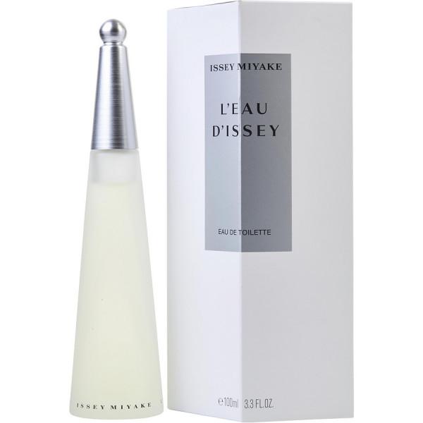 LEau dIssey Pour Femme - Issey Miyake Eau de Toilette Spray 100 ML