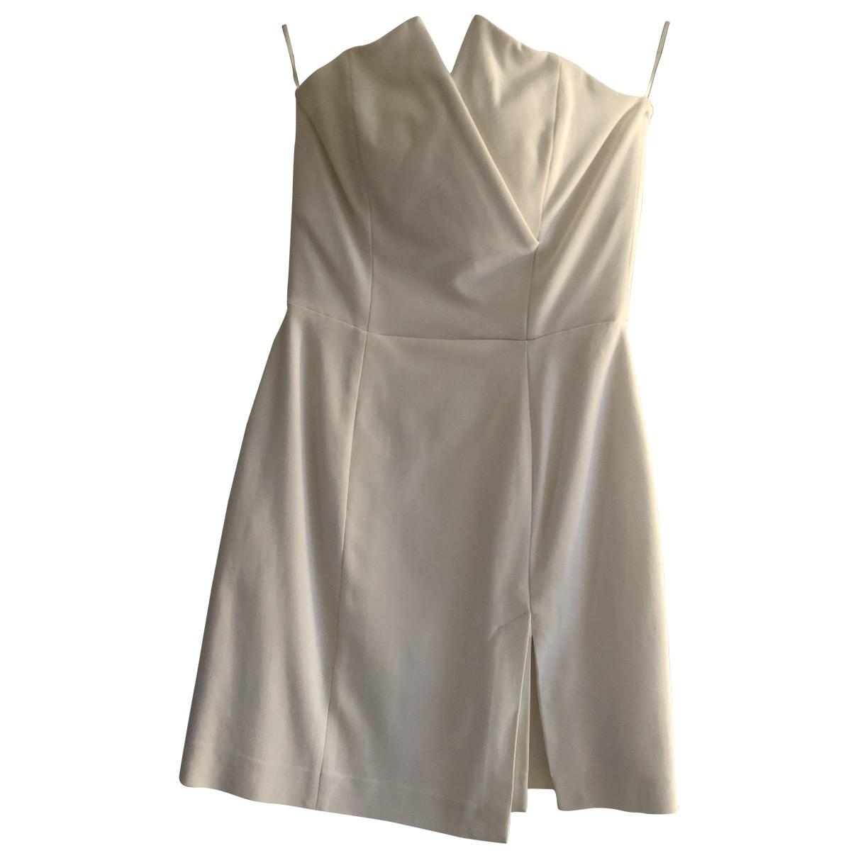 Pinko - Robe   pour femme - blanc