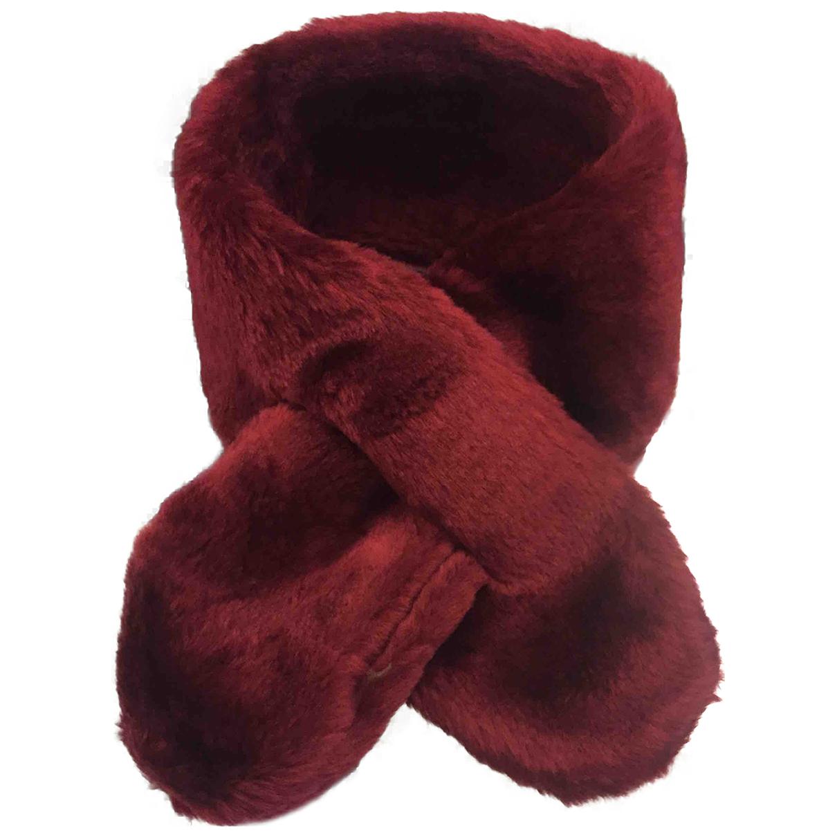 - Foulard   pour femme - rouge