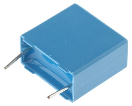 EPCOS 220nF Polypropylene Capacitor PP 250 V ac, 630 V dc ±10% Tolerance Through Hole B32652 Series