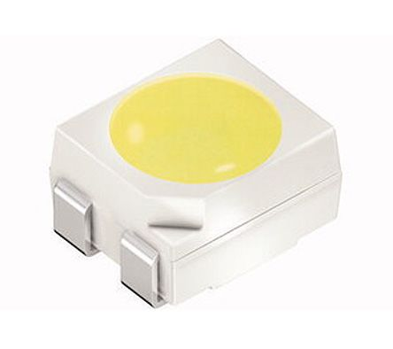 OSRAM Opto Semiconductors 3.8 V White LED PLCC 4 SMD,Osram Opto Power TOPLED LW E6SG-AABA-JKPL-1 (25)