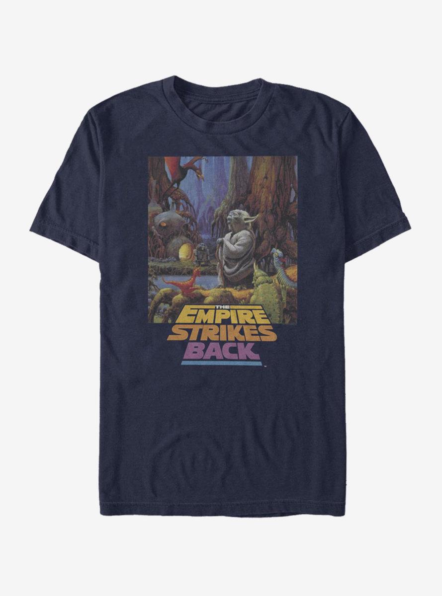 Star Wars Yoda Logo T-Shirt