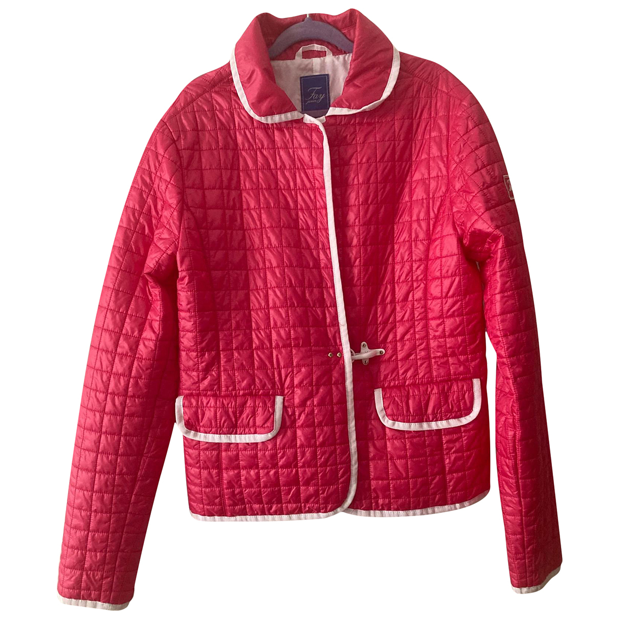 Fay N Pink jacket & coat for Kids 12 years - XS UK