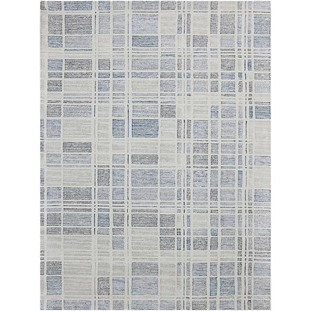 Amer Rugs Vector AB Hand-Tufted Wool Rug, One Size , Gray