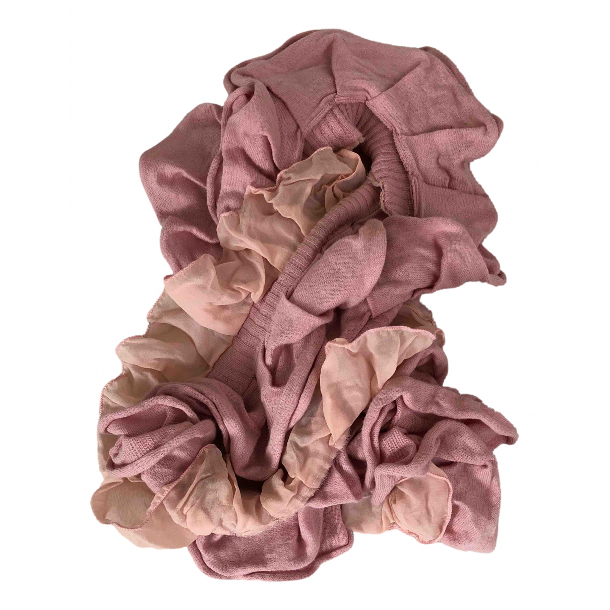 Juicy Couture N Pink Cotton scarf for Women N