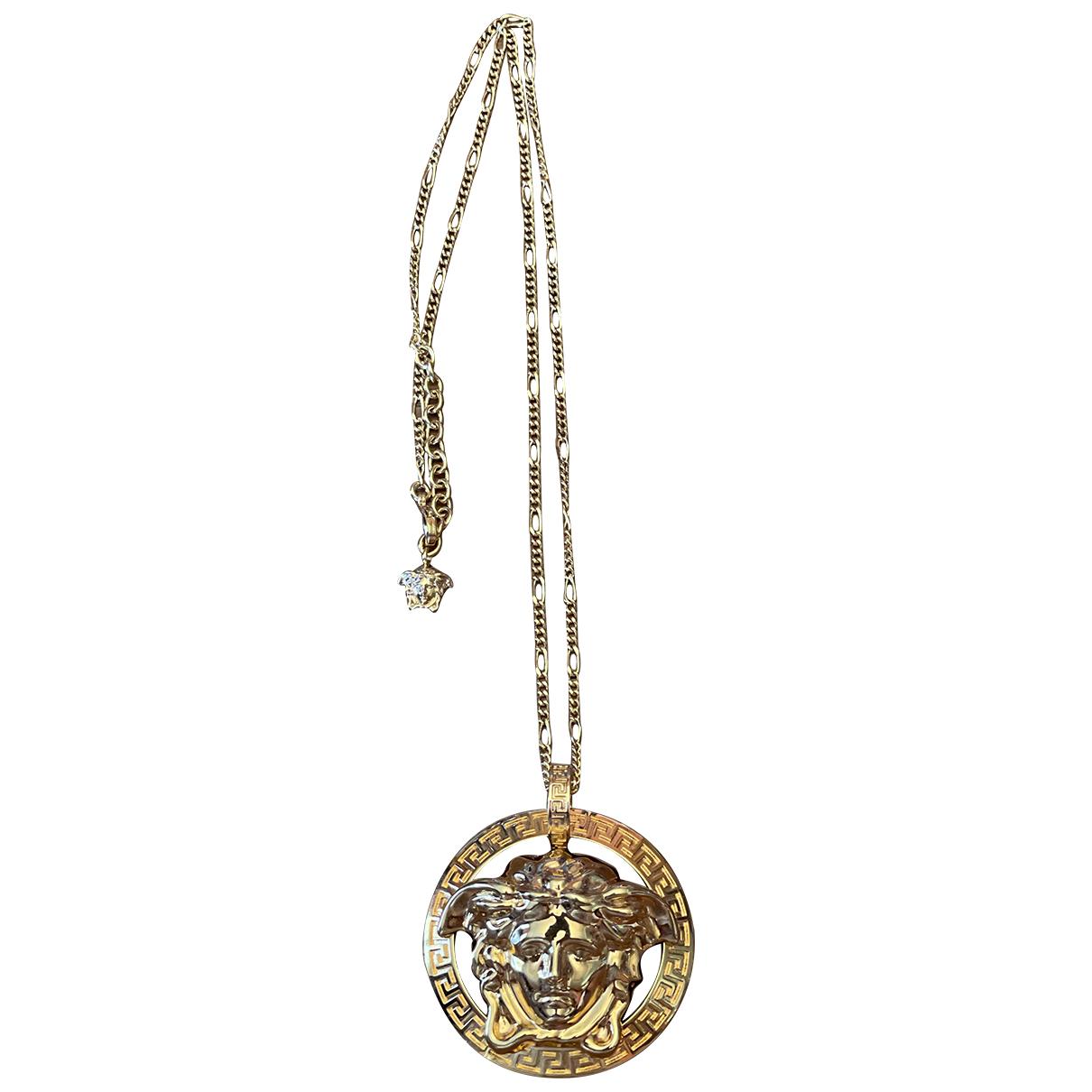 Versace Medusa Schmuckstuecke in  Gold Metall