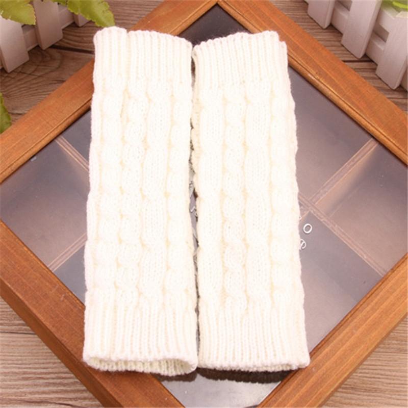 Ericdress Pure Color Knit Twist Women's Gloves