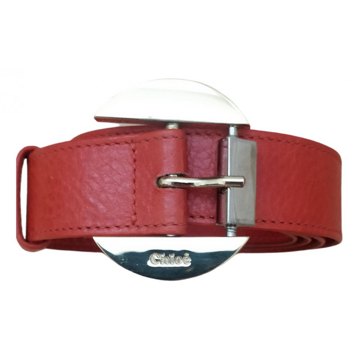 Cinturon de Cuero Chloe