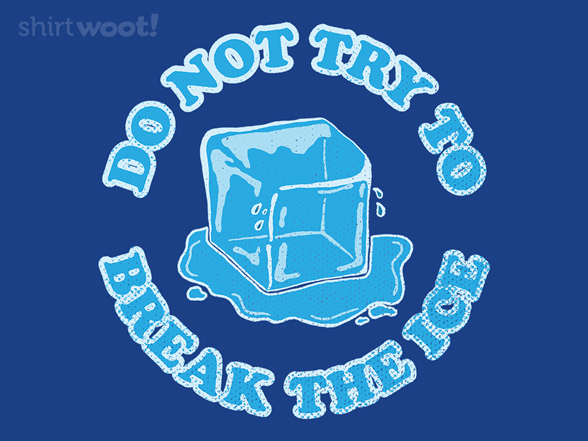 Ice Cold T Shirt
