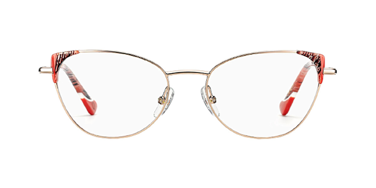 Etnia Barcelona Cocora PGPK Women's Glasses Gold Size 53 - Free Lenses - HSA/FSA Insurance - Blue Light Block Available