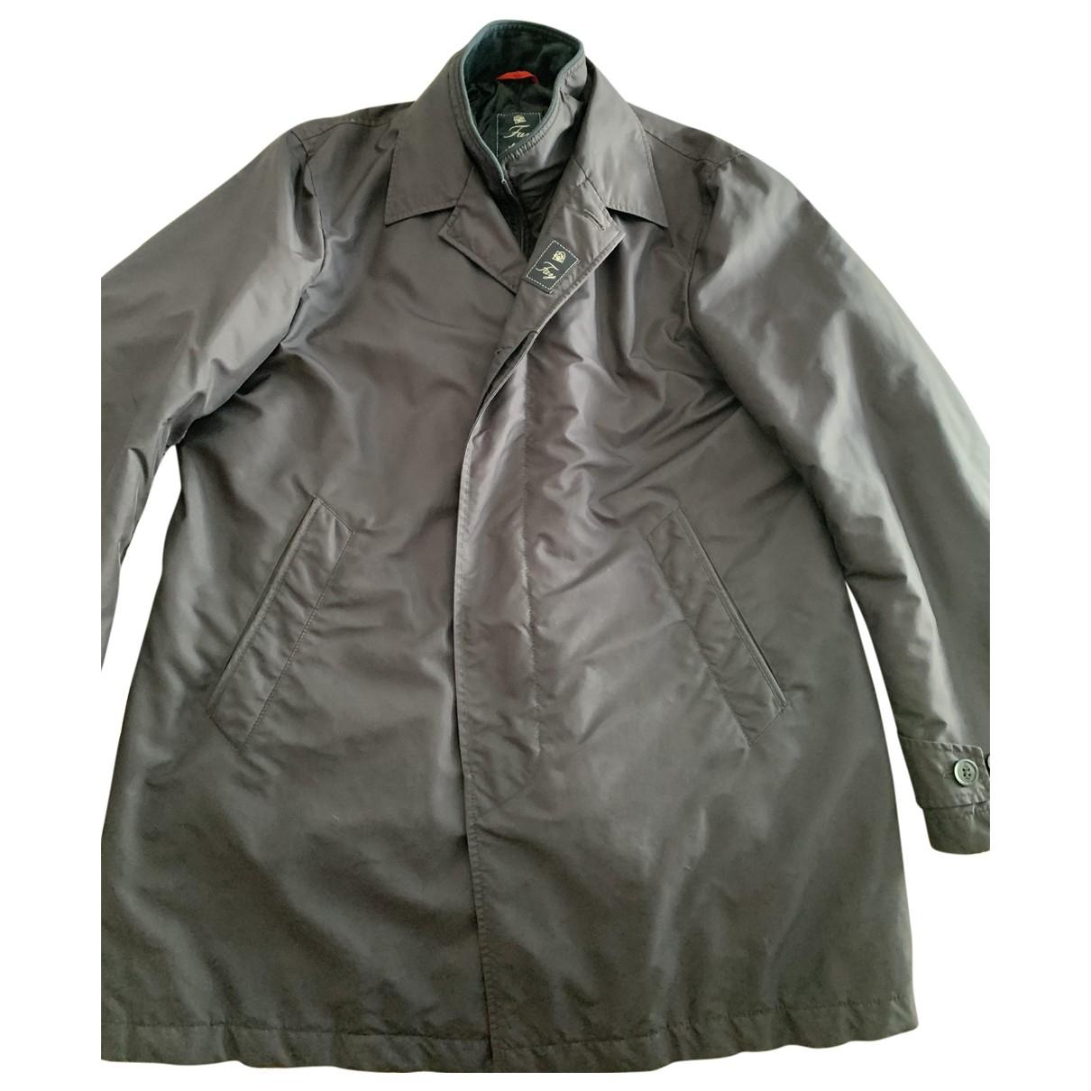 Fay \N Blue coat  for Men XL International