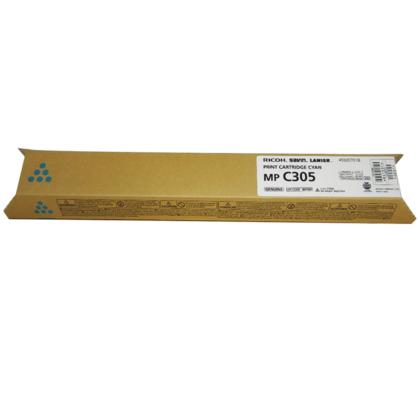 Ricoh 841591 Original Cyan Toner Cartridge