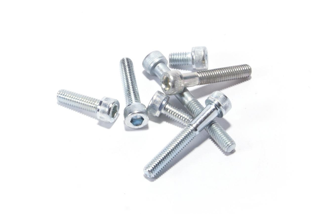 Motion Pro 31-2640 Socket Head Hex Screws M6Xp1.0X40 10/Pk 31-2640