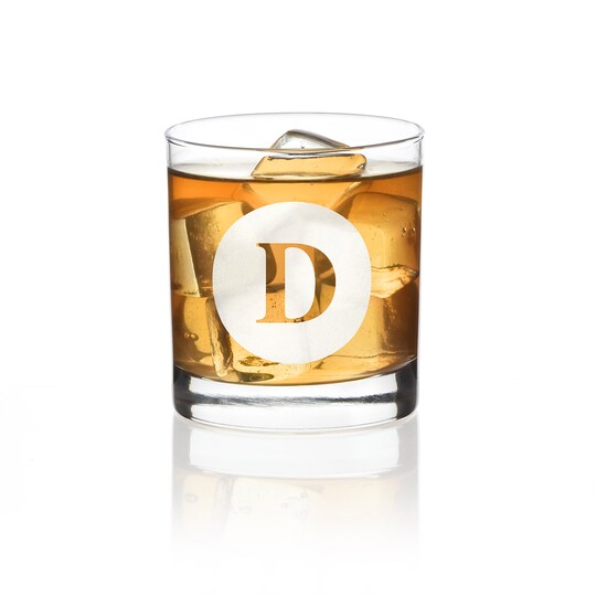 Hortense B. Hewitt Co. Engraved Drinking Glass | Alphabet D | 11 oz | Michaels®