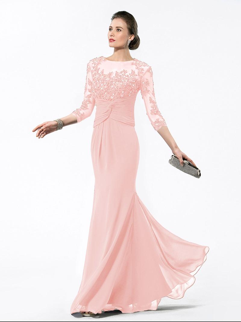 Ericdress Appliques Sequins 2 Pieces Mother Of The Bride Dress