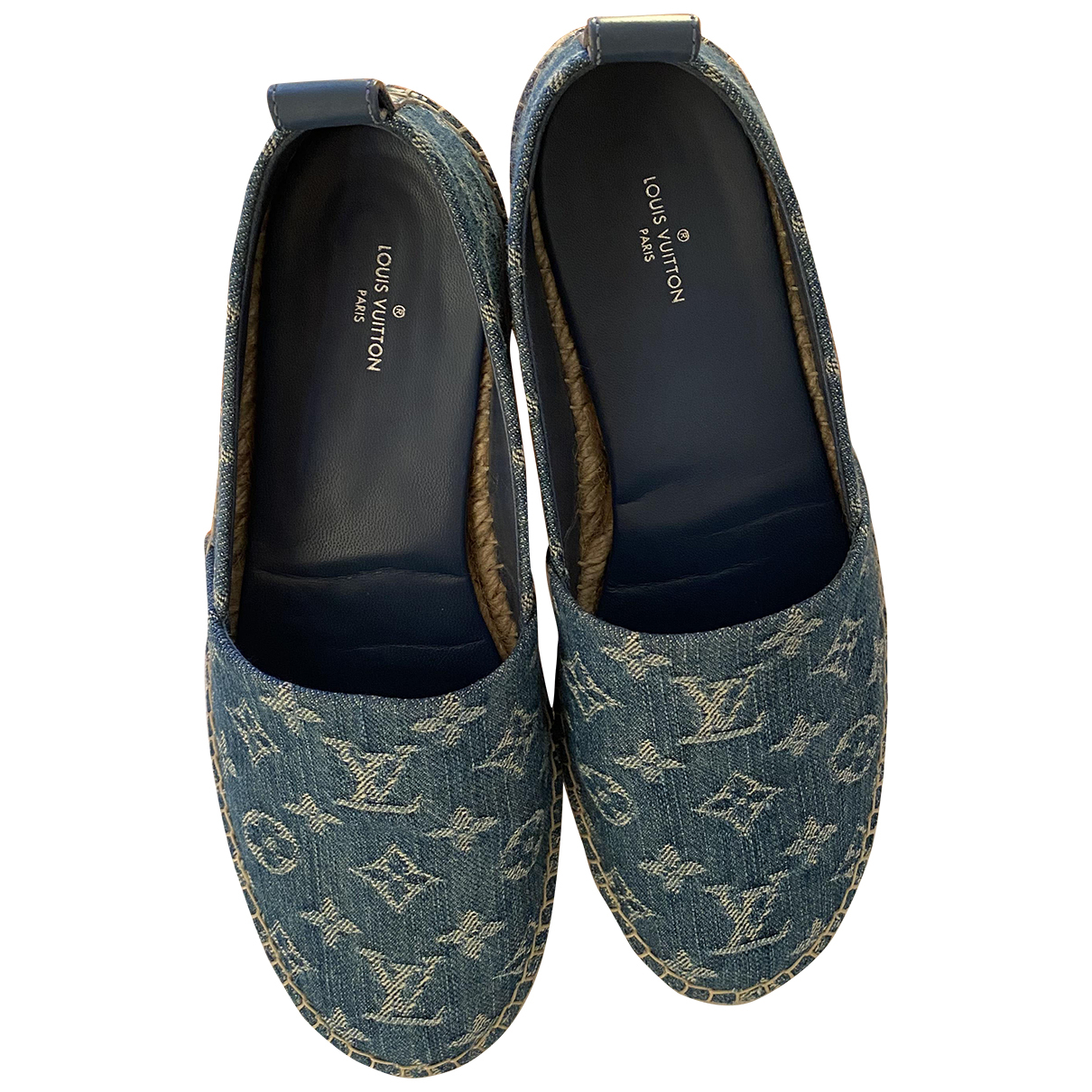 Alpargatas Louis Vuitton