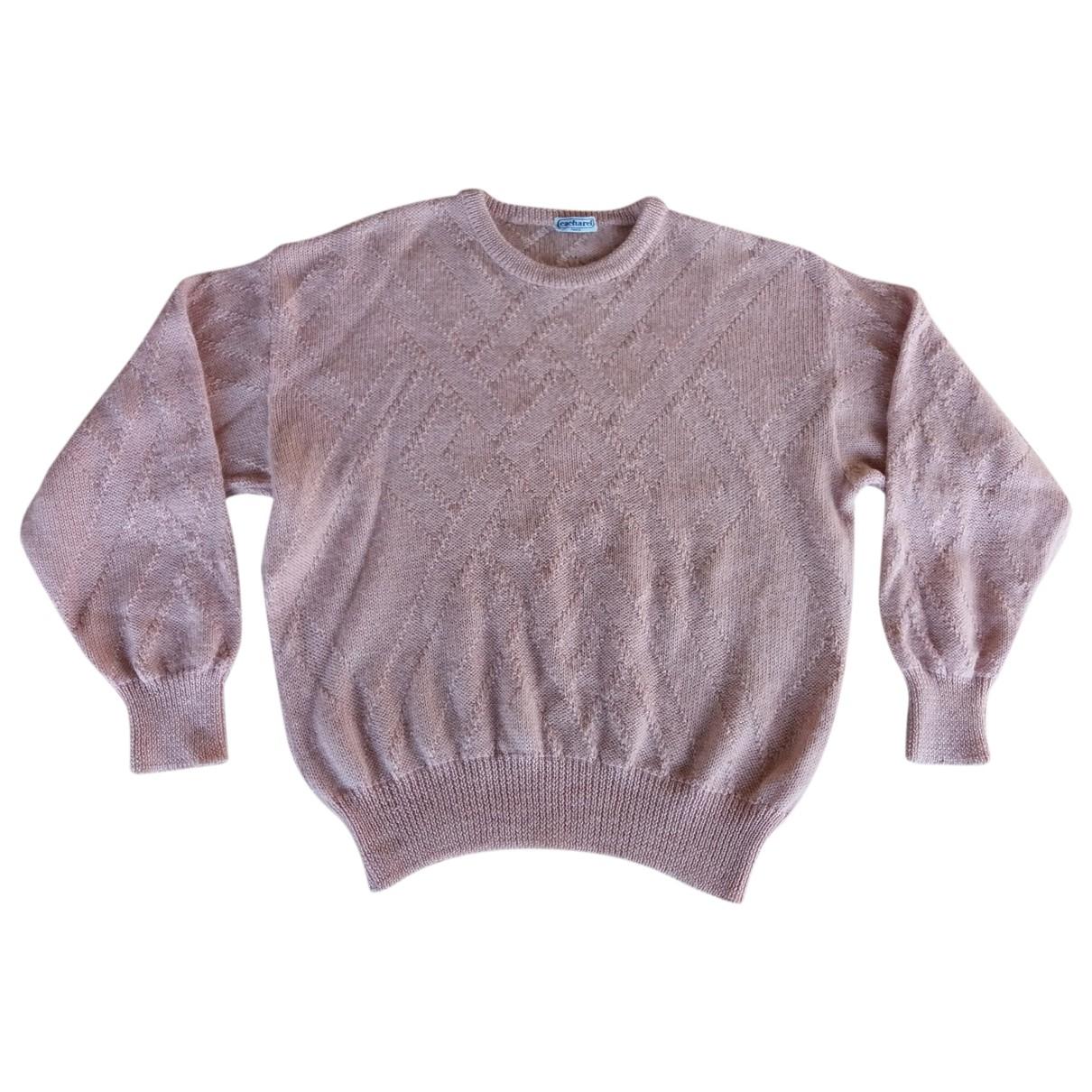 Cacharel \N Pink Wool Knitwear for Women 48 FR