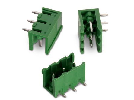 Wurth Elektronik , WR-TBL, 312, 12 Way, 1 Row, Horizontal PCB Header (120)