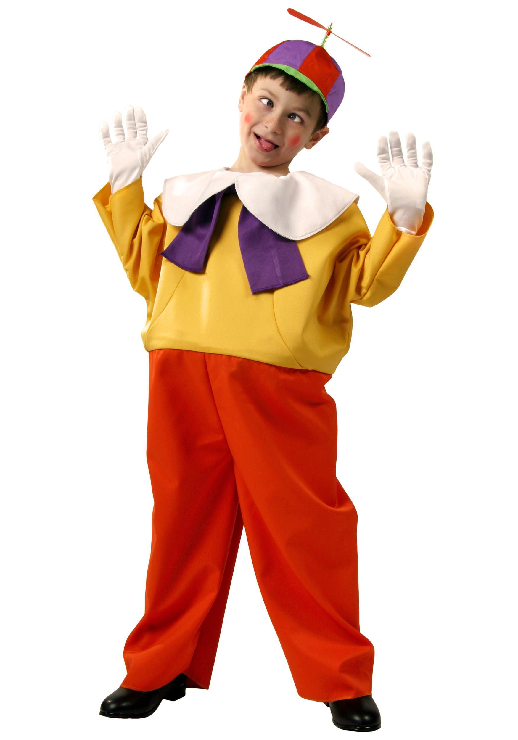 Tweedle Dee / Dum Costume For Child