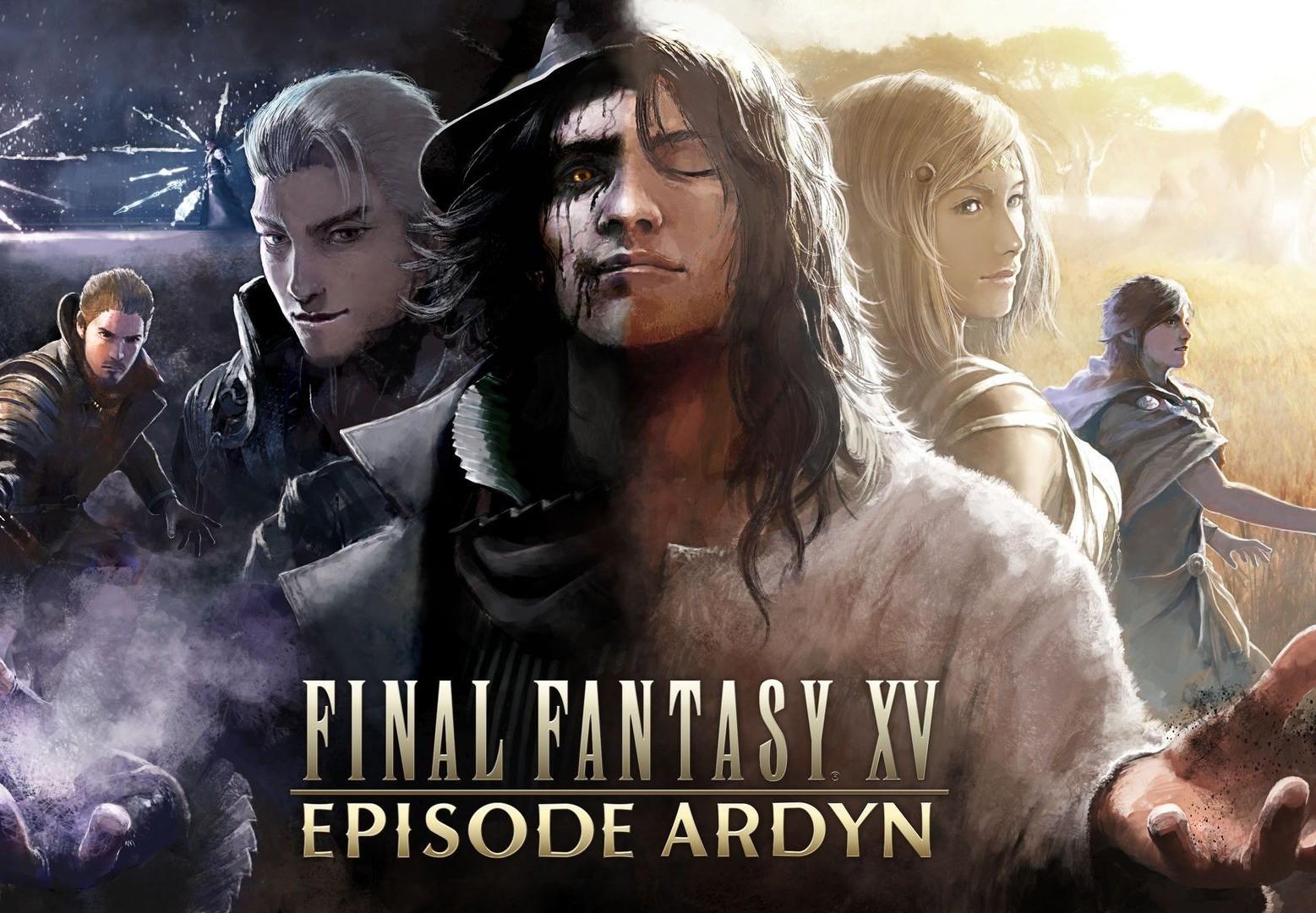 Final Fantasy XV - Episode Ardyn DLC Steam CD Key