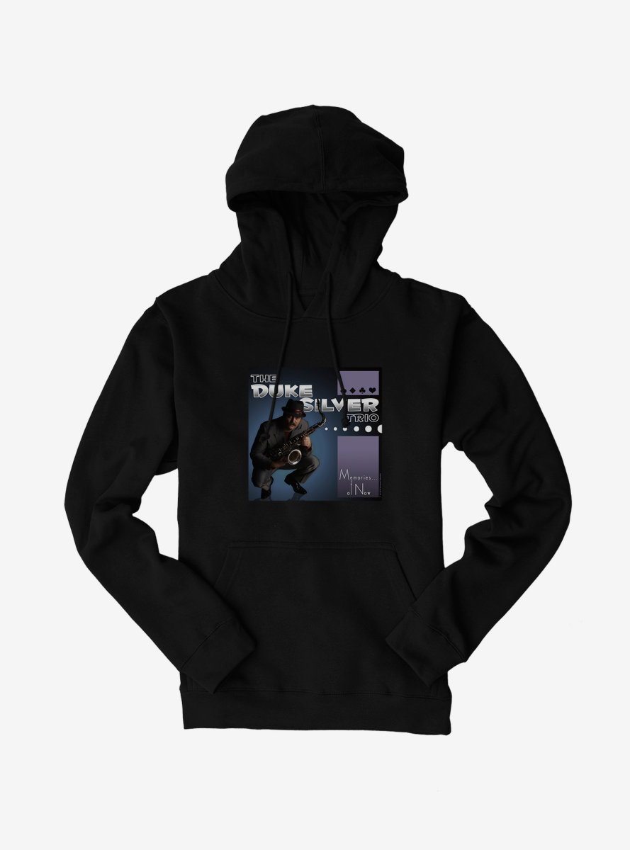 Parks And Recreation The Duke Silver Trio CD Hoodie