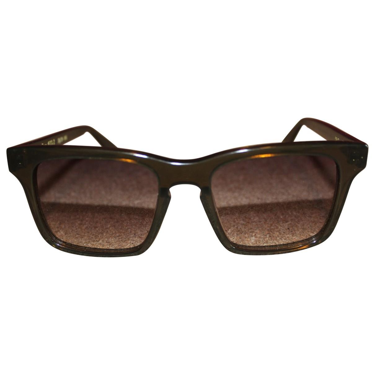 Graz \N Sonnenbrillen in  Braun Kunststoff