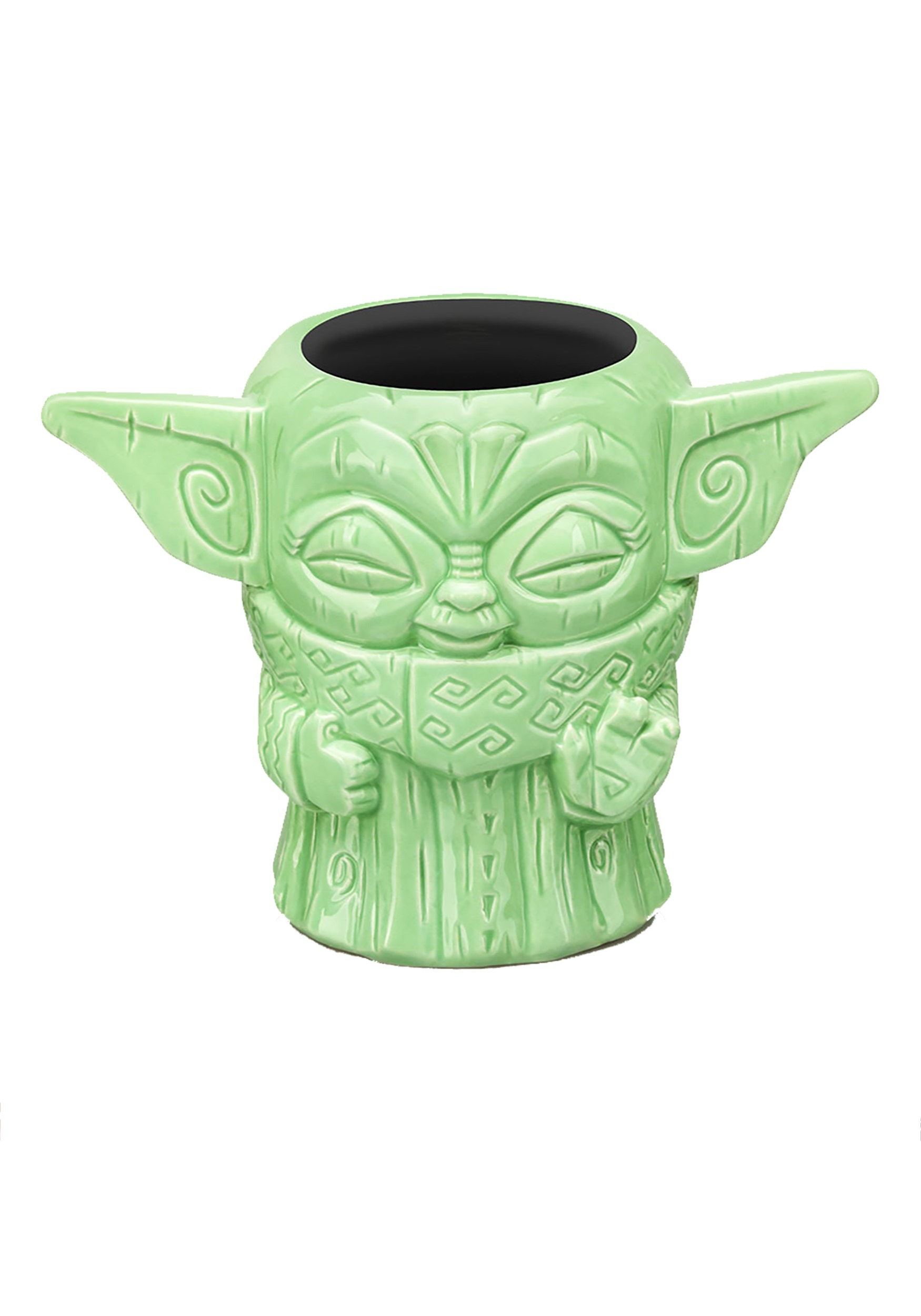 Geeki Tikis The Child Force Pose Mug