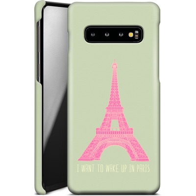Samsung Galaxy S10 Smartphone Huelle - Oui Oui von Bianca Green