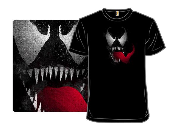 Symbiote Inside T Shirt