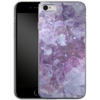 Apple iPhone 6 Silikon Handyhuelle - Light Crystals von Emanuela Carratoni
