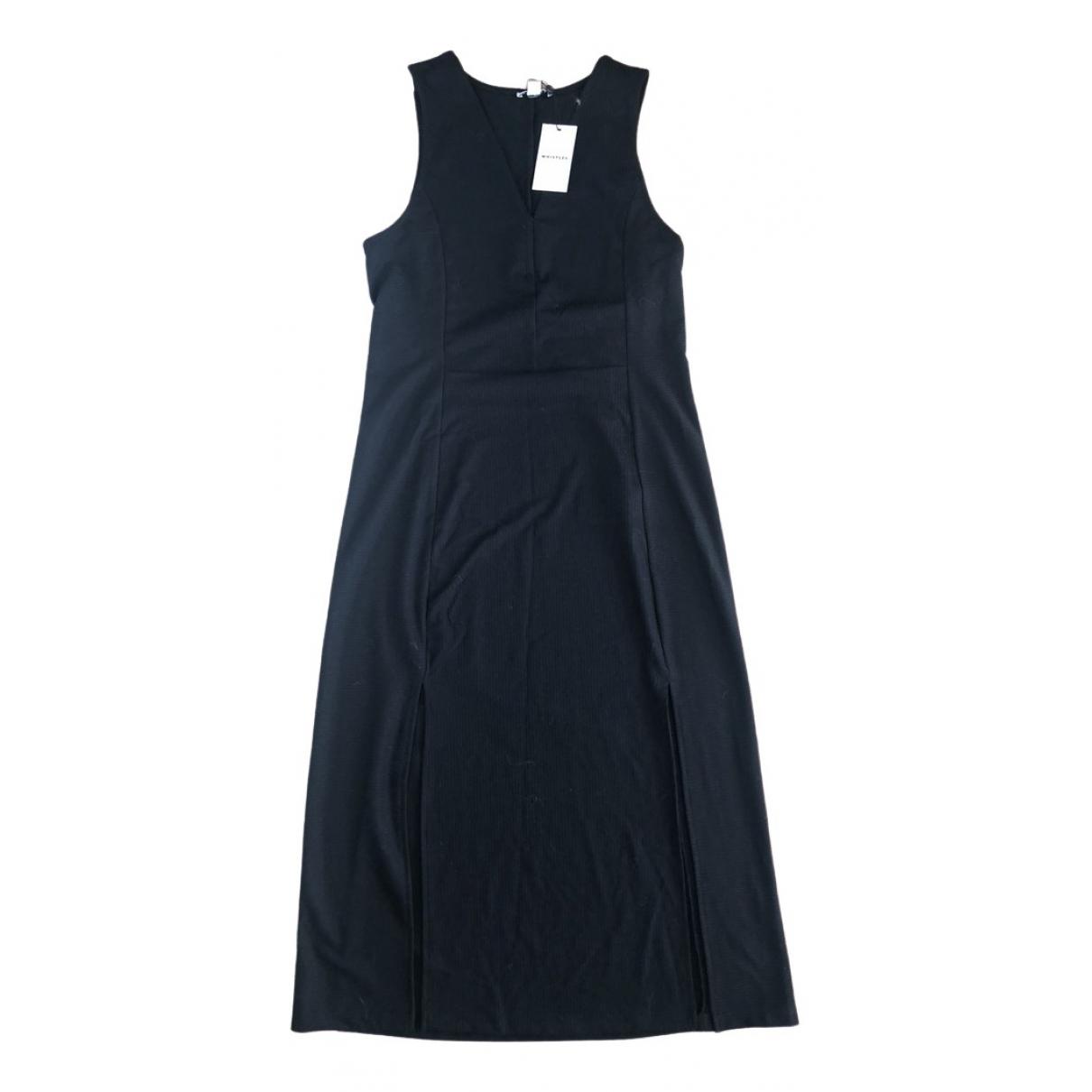 Whistles \N Black dress for Women 12 UK