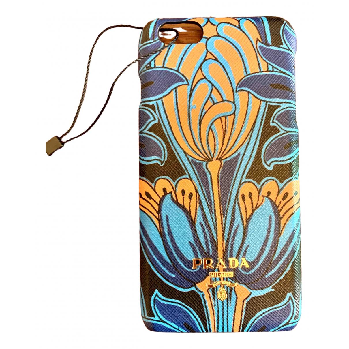 Prada - Accessoires   pour lifestyle en cuir - multicolore