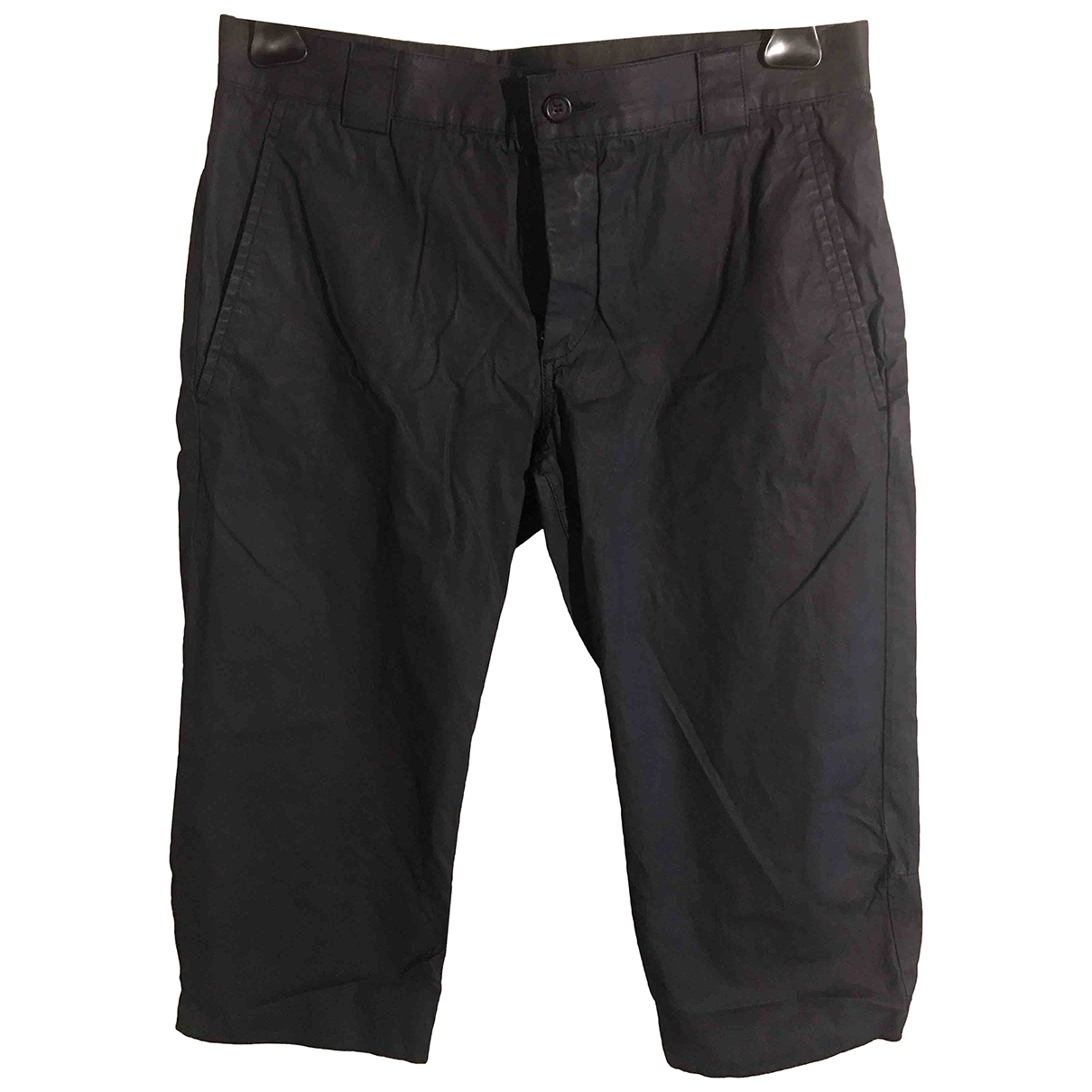 Marc Jacobs \N Shorts in  Anthrazit Baumwolle