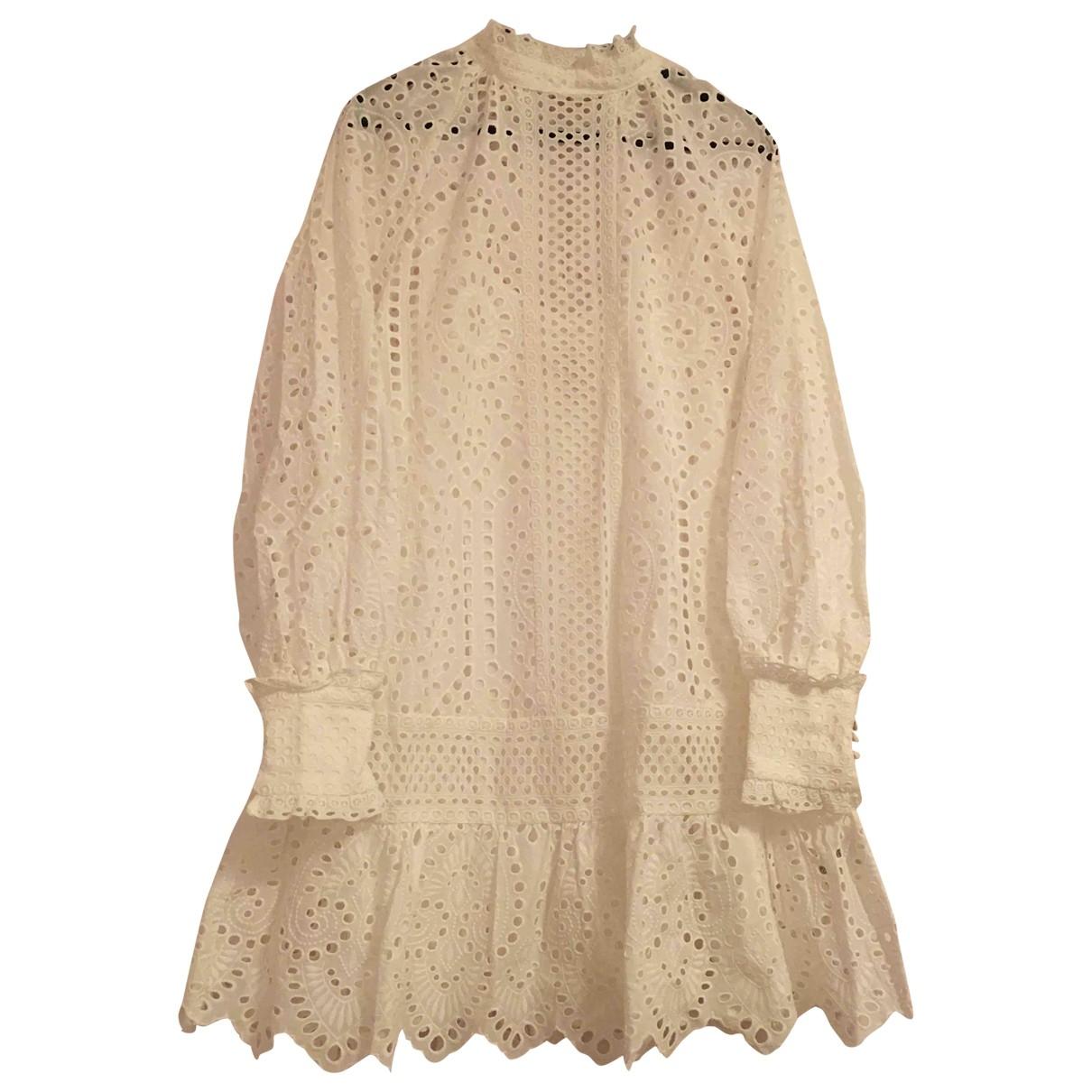 Mini vestido H&m Studio