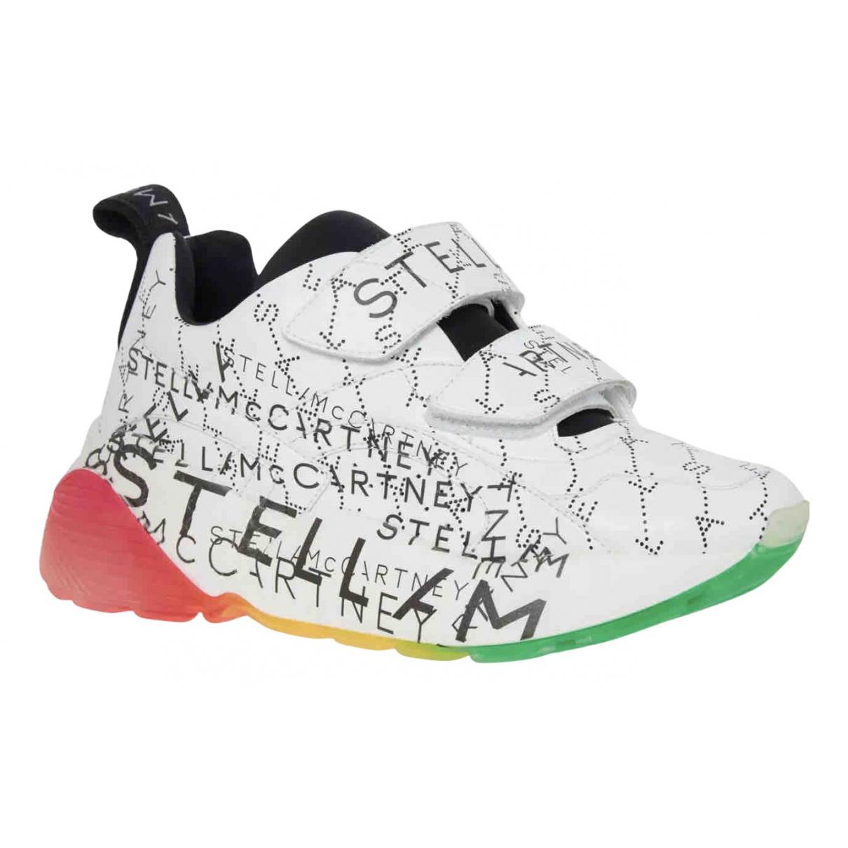 Stella Mccartney - Baskets Eclypse pour femme - blanc