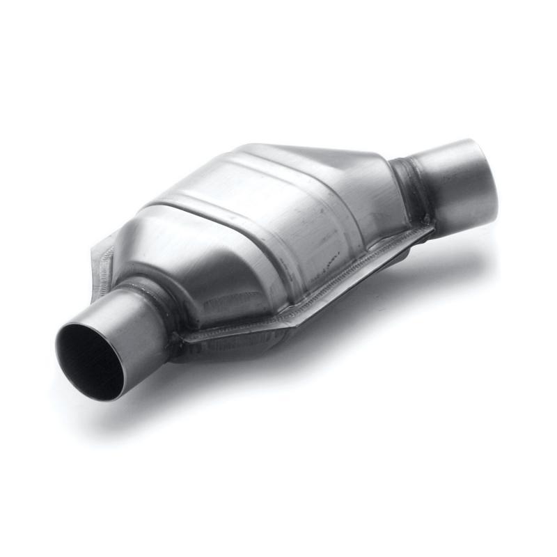 MagnaFlow 49174 Exhaust Products Universal Catalytic Converter - 2.00in.